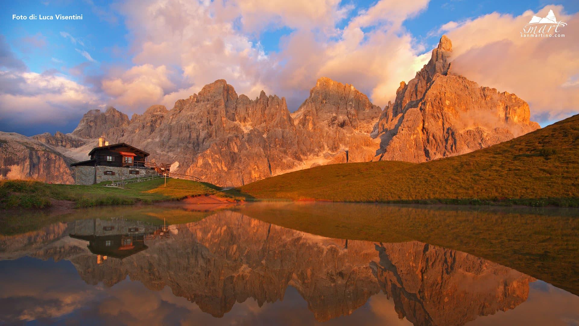 Baita Segantini Dolomiti